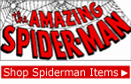 shop for spiderman items
