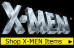 shop for x-men  items